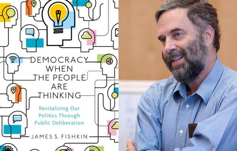KPFA Interview: Democracy When People are Thinking